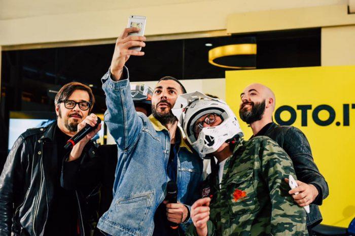 Moard, le moto più tech del salone di Milano