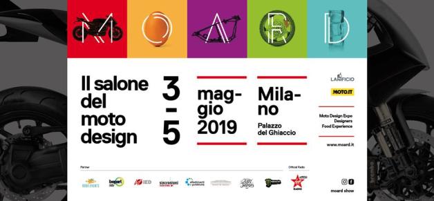 Moard, a Milano il salone della Moto e del Design